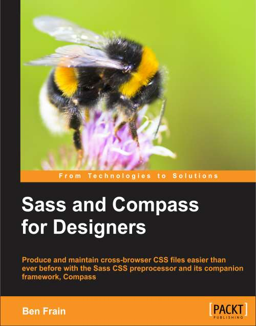 Sass and Compass for designers book image